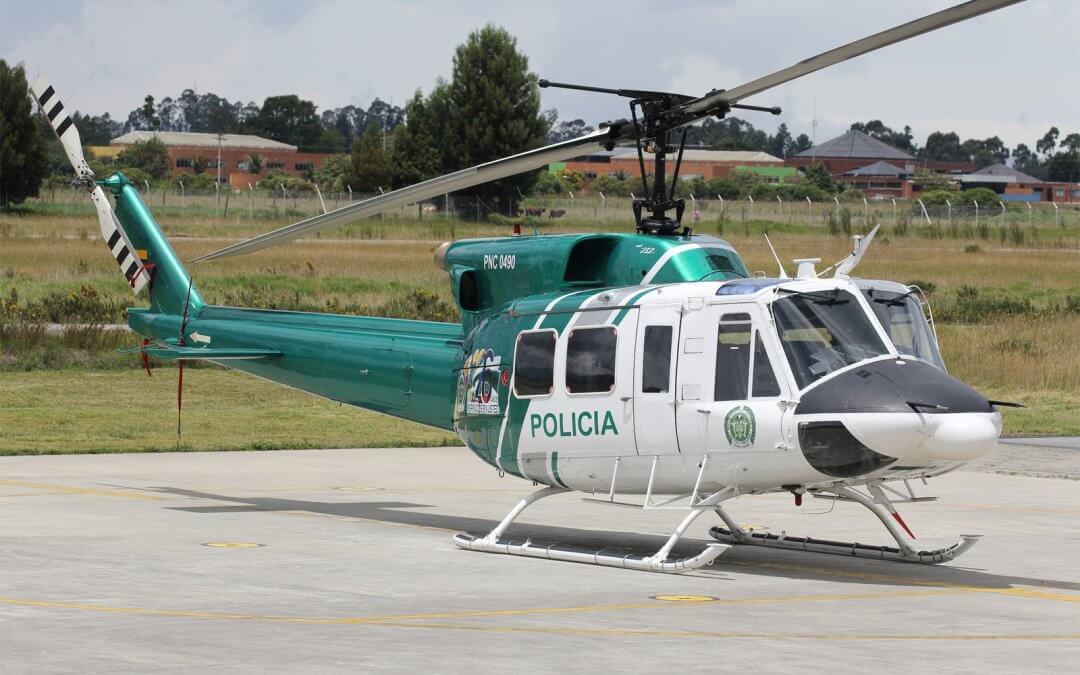 Policía Nacional de Colombia Revisited