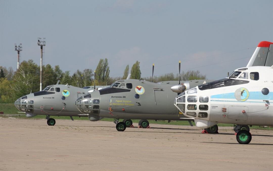 15th Transport Aviation Brigade, Kiev-Borispol, Ukraine